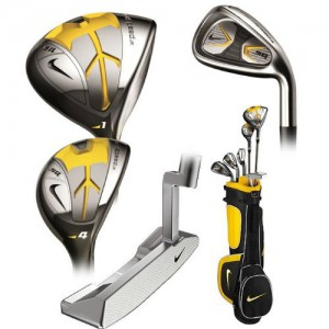 Nike Jr Golf Clubs