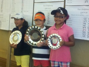 8-U SDJGA Tour Champ 2013